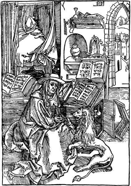 Hieronymus (ca 347-420)