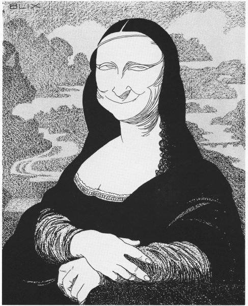 Mona Lisa (1905)