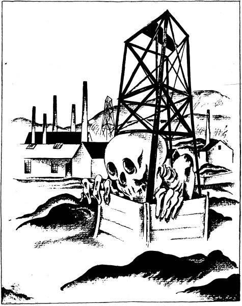 Gruvdöden och strejkerna