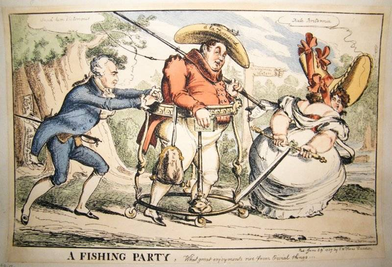 En fiskeutflykt