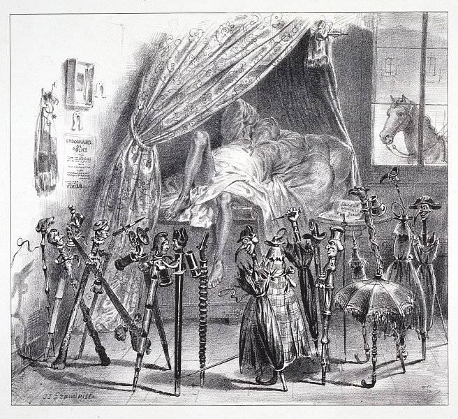 La Caricature nr 38 den 21 juli 1831