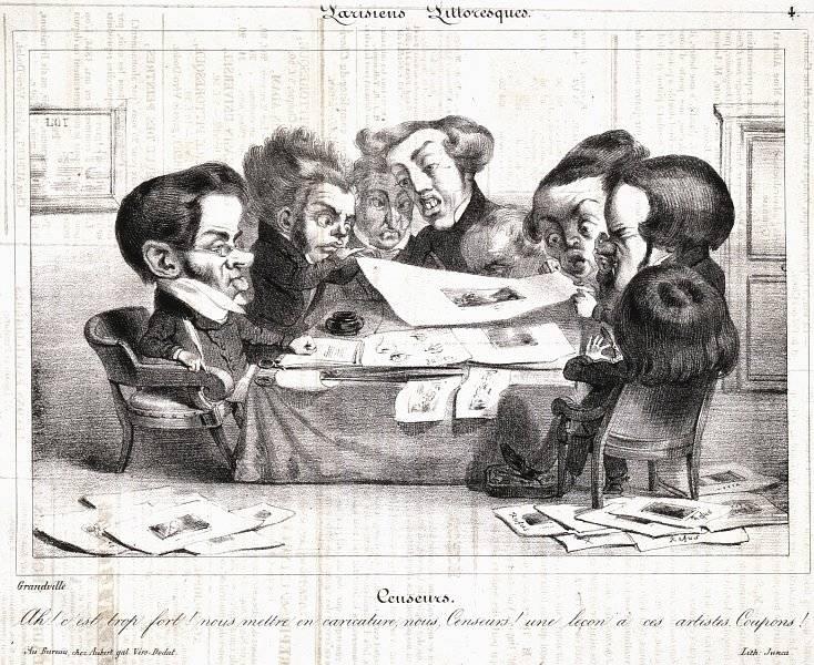Le Charivari 8 nov 1835