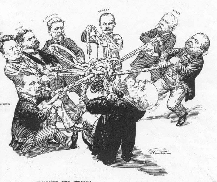 Puck den 6 juli 1905