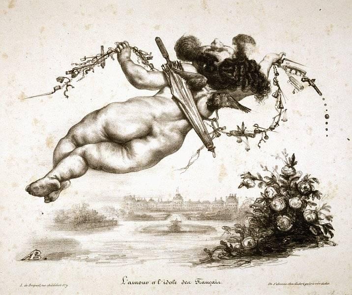La Caricature nr 122 den 7 mars 1833