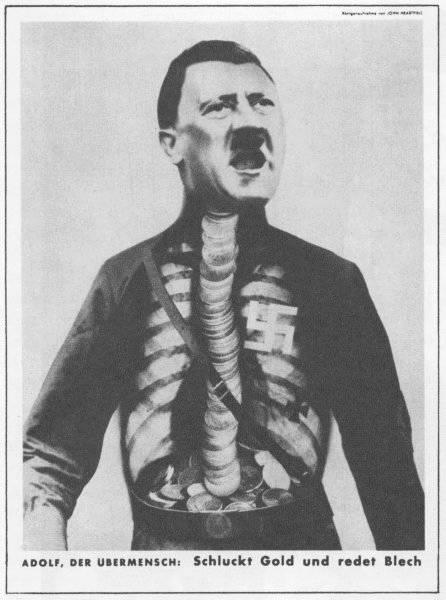 Adolf övermänniskan