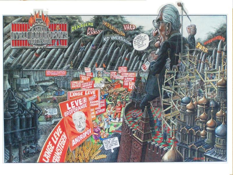 Jurij Andropovs världsbild