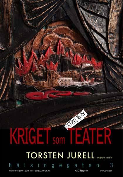 Kriget som Teater