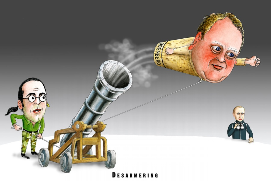 Desarmering