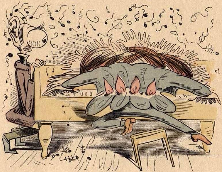 Der Virtuos (1865)