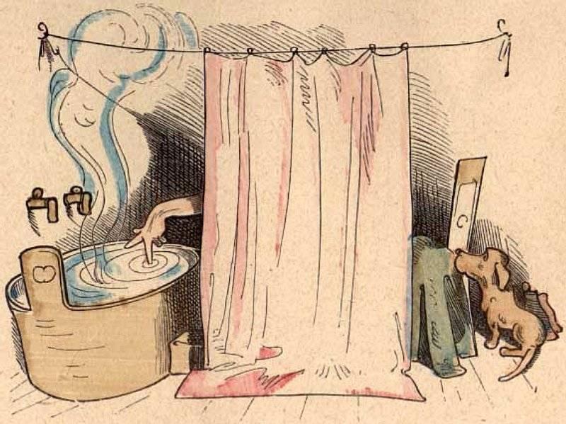 Das Warme Bad (1865)