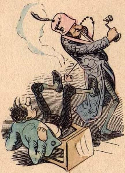 Der hohle Zahn (1865)