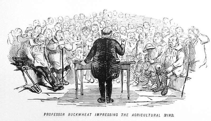 Publicerad i Punch år 1845