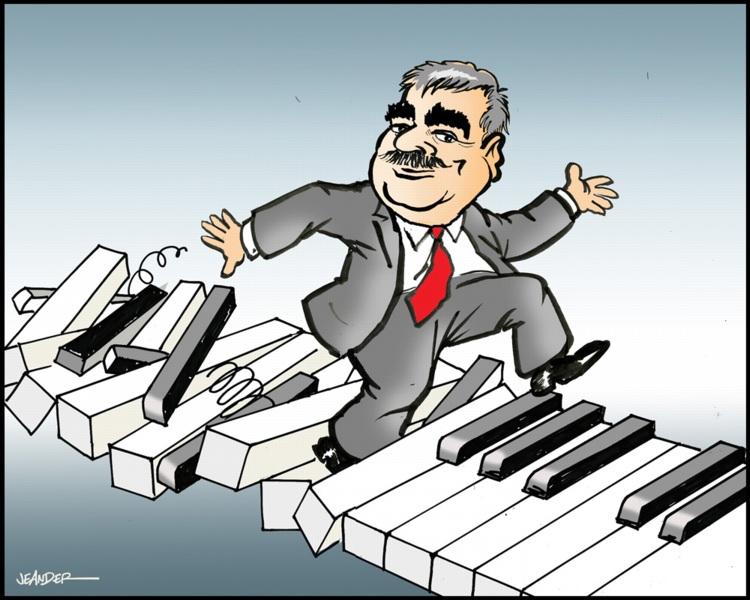I klaveret