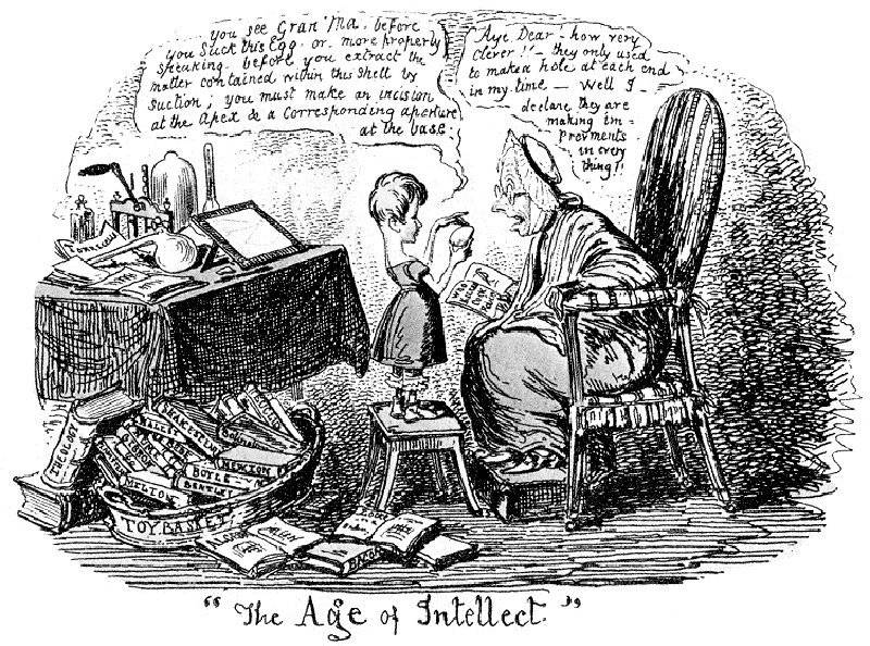 The Age of Intellect