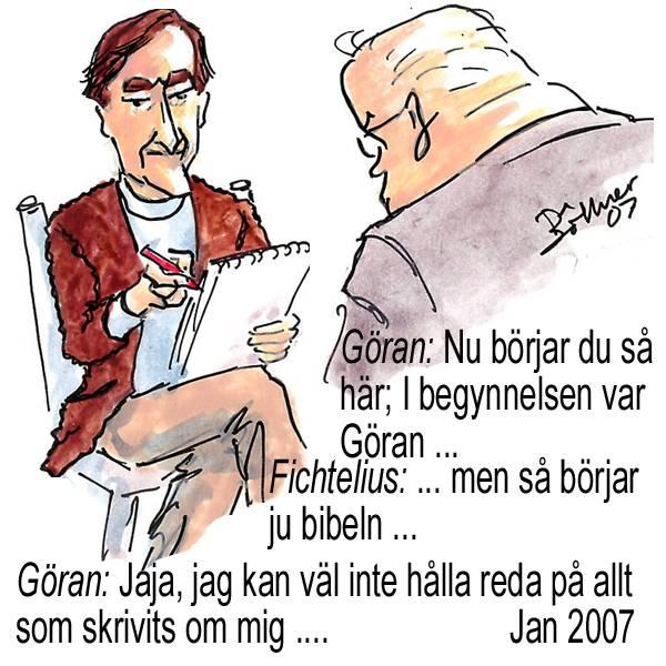Görans testamente