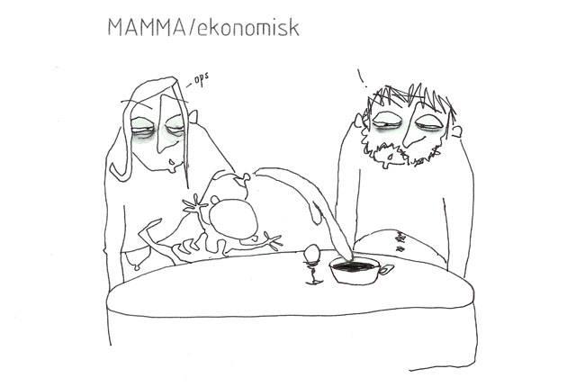 MAMMA/ekonomisk