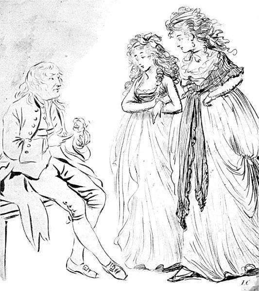 Skiss från ca 1790