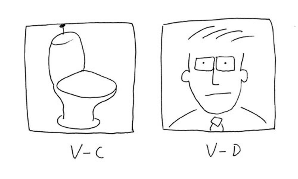VC-VD