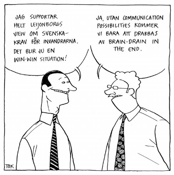 Språkkrav