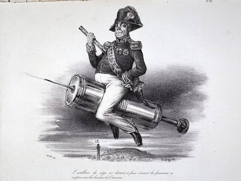 La Caricature nr 41 11 augusti 1831