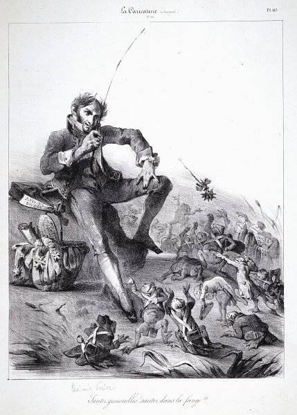 La Caricature nr 56 den 24 november 1831