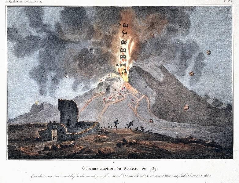 La Caricature nr 135 den 6 juni 1833