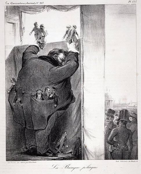 La Caricature nr 213 den 4 december 1834