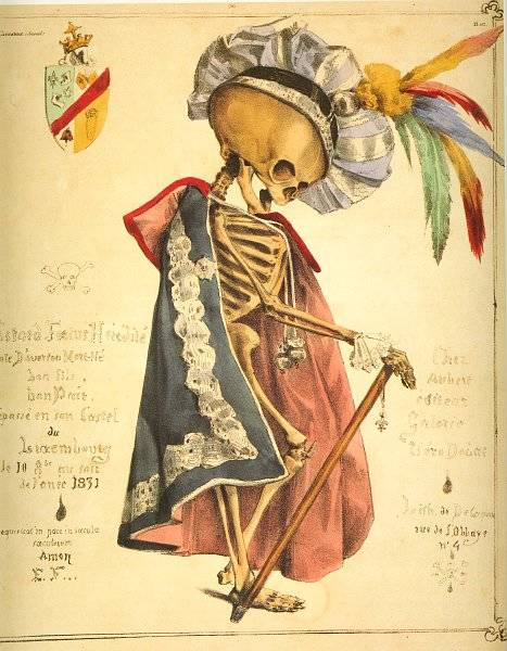 La Caricature nr 51 den 20 okt 1831