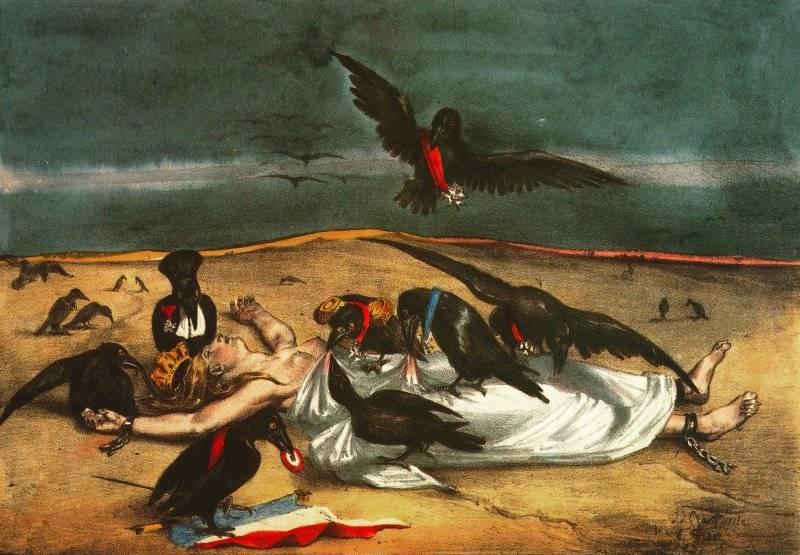 La Caricature den 13 okt 1831