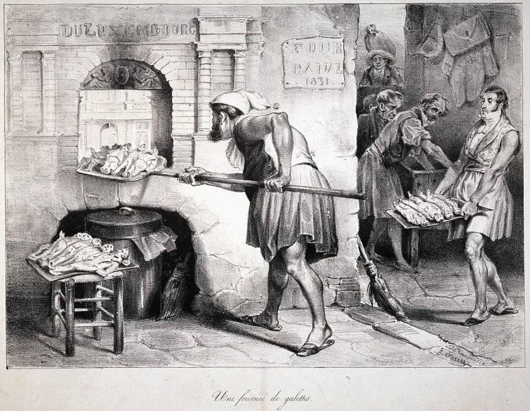 La Caricature nr 54 den 10 nov 1831