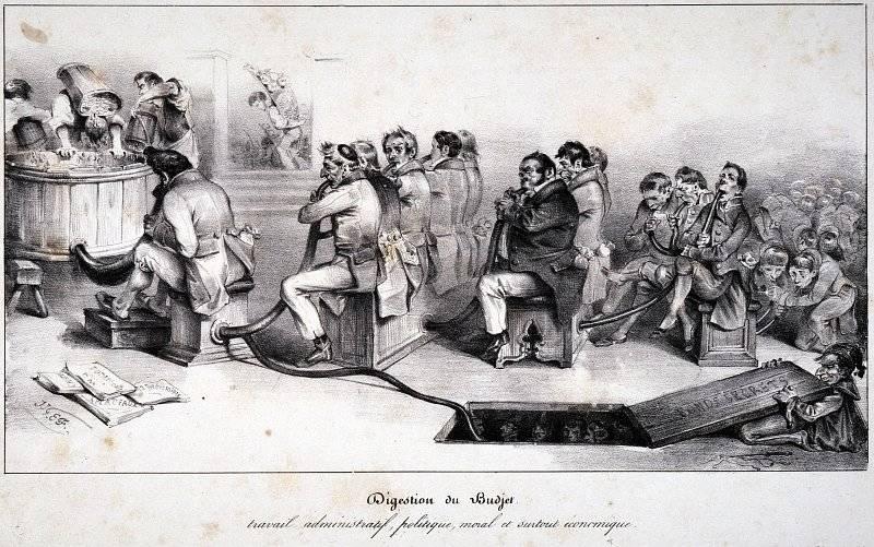 La Caricature nr 82 den 24 maj 1832