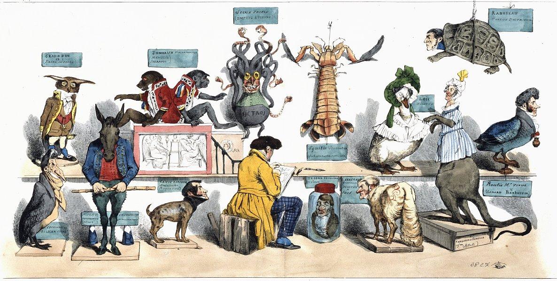La Caricature nr 133 den 23 maj 1832