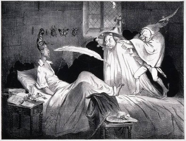 La Caricature nr 245 den 16 juli 1835