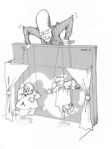 Östros puppetshow