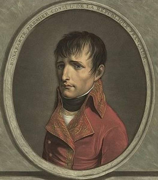 Napoleon som förste konsul