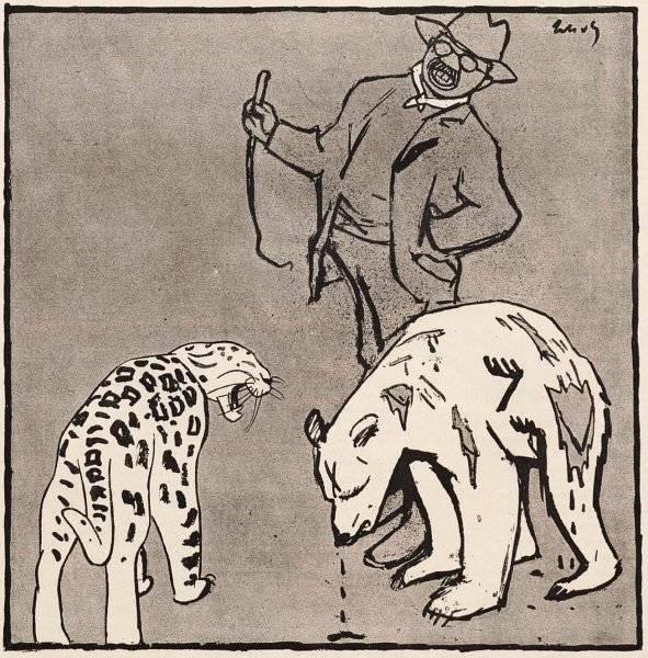 Slut på föreställningen i Cirkus Roosevelt