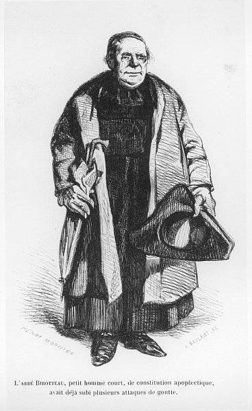 Kyrkoherden från Tours (Balzac 1832)