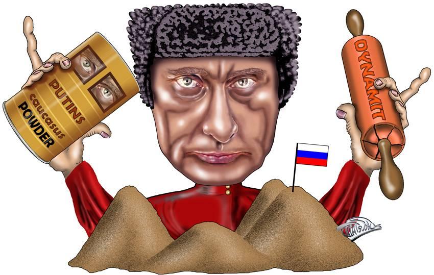 Putin supermakti