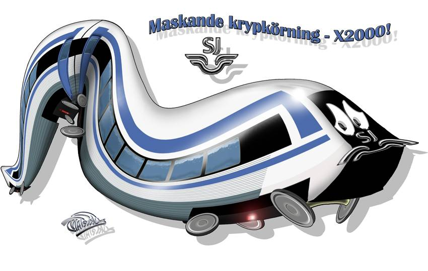 SJ X2000