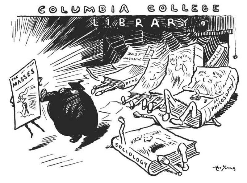 Columbia College bibliotek