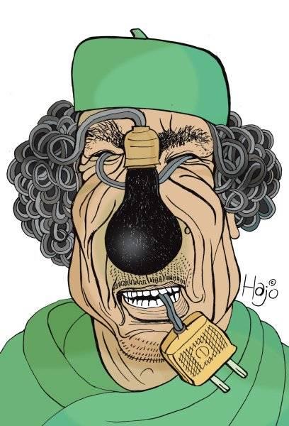 Muammar al-Khadaffi