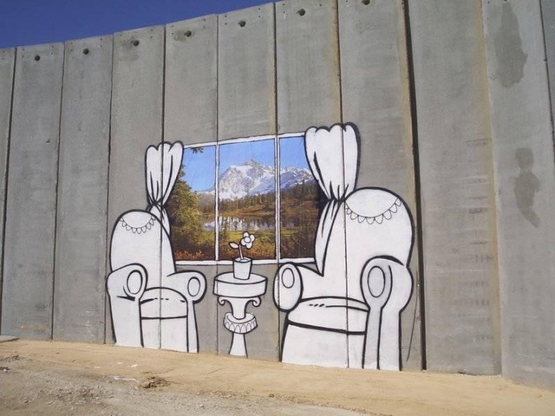 Palestinsk utsikt