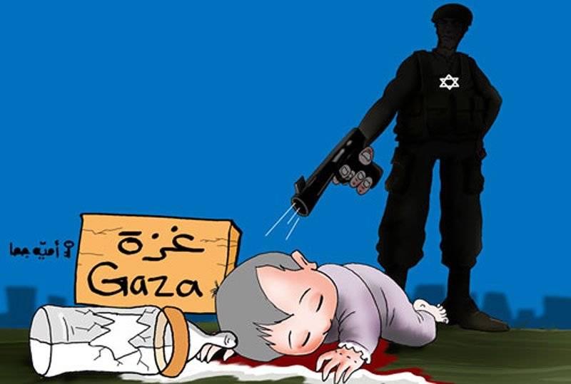 Gaza januari 2009