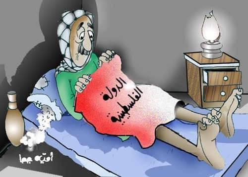 En palestinsk stat – fredsprodukt!