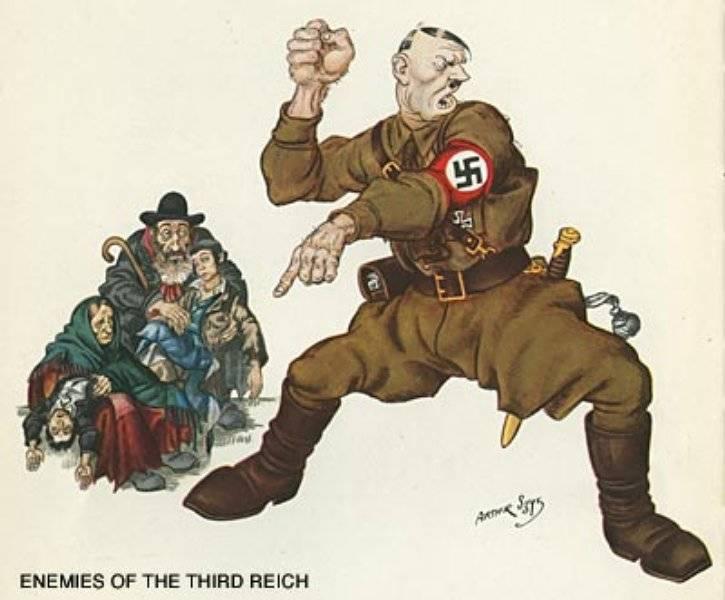 Det tredje rikets fiender