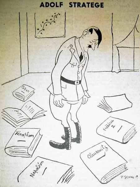 Strategen Adolf