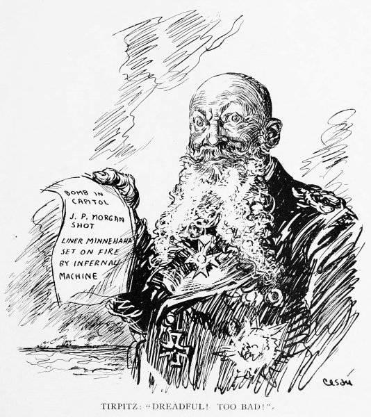 Storamiralen Alfred von Tirpitz: