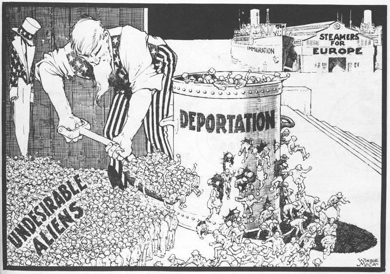 Invandringspolitik