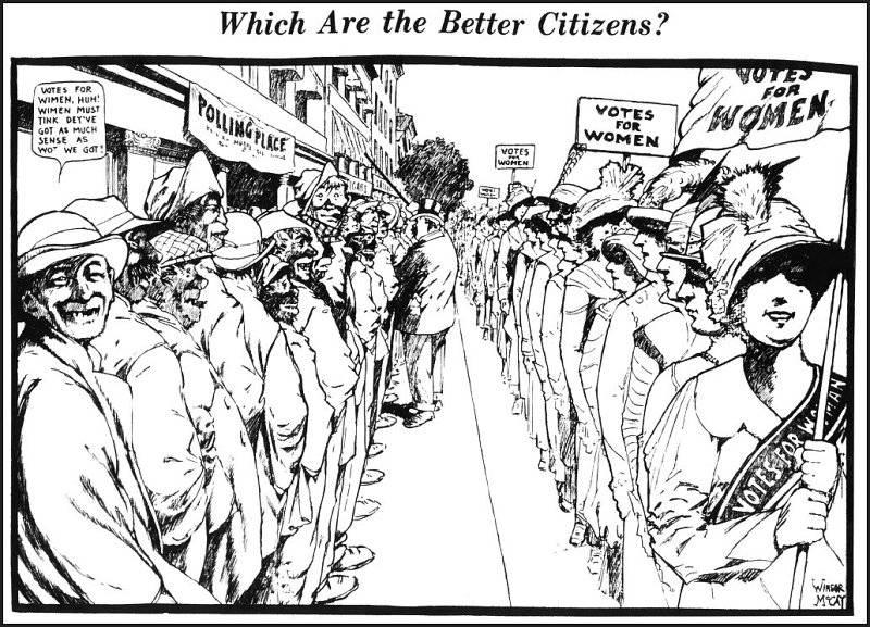 Vilka är de bättre medborgarna?
