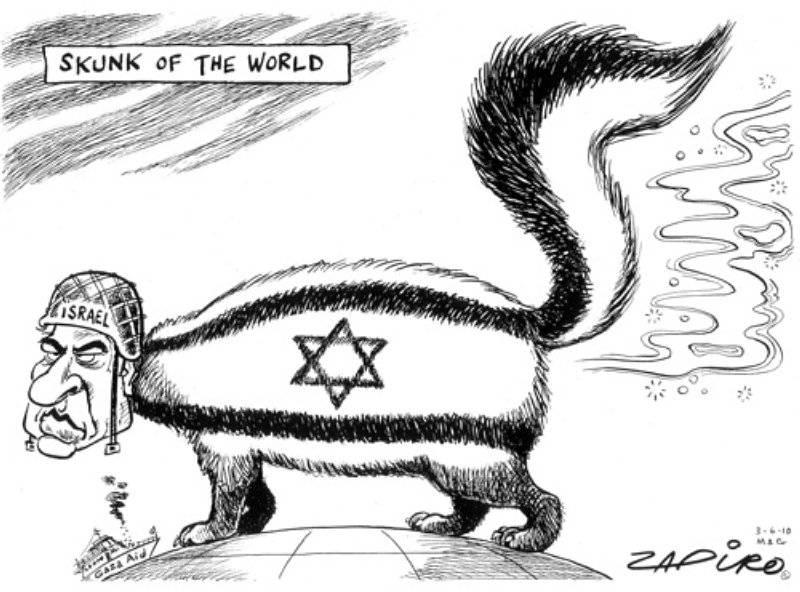 Hela världens skunk